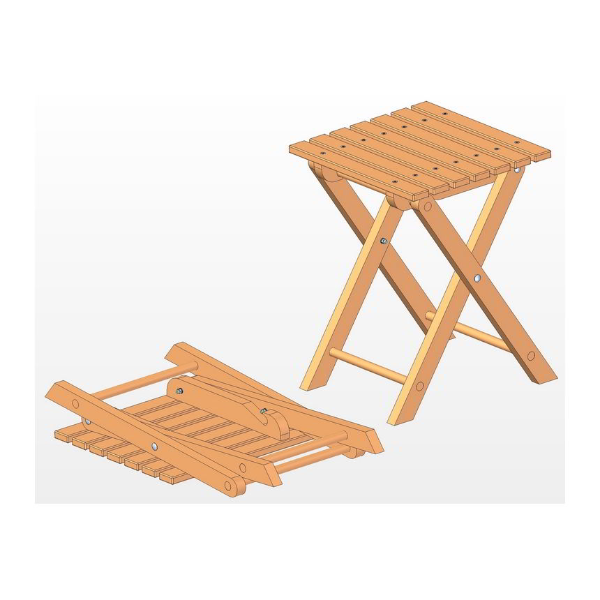 Astounding Folding Stool Plan Andrewgaddart Wooden Chair Designs For Living Room Andrewgaddartcom