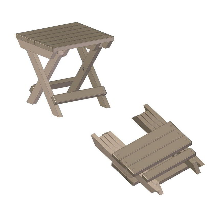 Outdoor Wood Folding Table Plans Free Diy Woodworking
