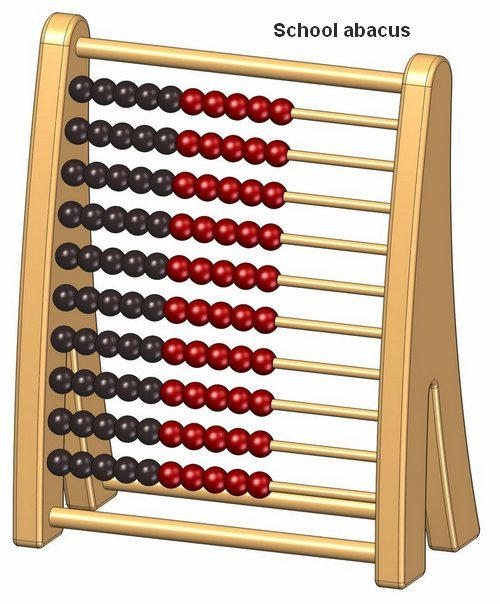 School abacus plan