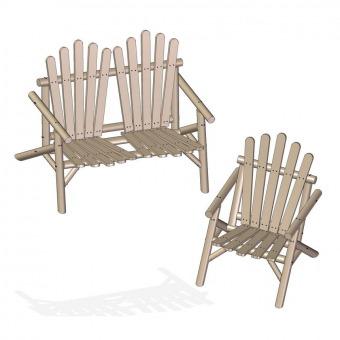 Patio Chair Plan Craftsmane