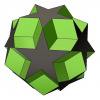 Dodecadodecahedron 3D model