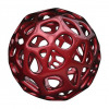Voronoi sphere 3D model